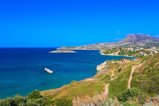 Kalives, Kreta, wakacje, podróż
