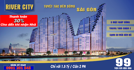 can ho river city quan 7