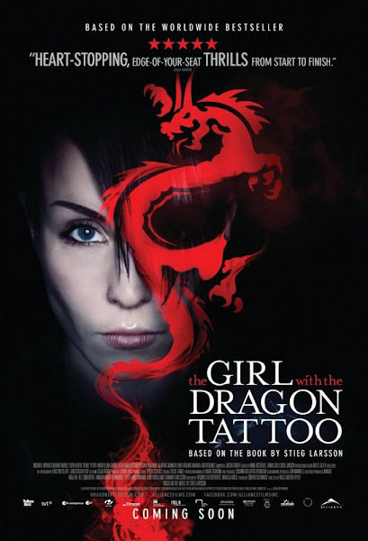 Poster of The Girl With The Dragon Tattoo 2009 UnRated 720p Hindi Dubbed BluRay ESubs Download