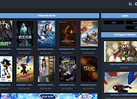 Template Blogger Blue Apk Movie