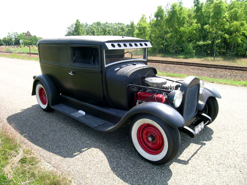 RodCityGarage: 1929 Ford Sedan Delivery