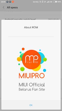 Penggemar Xiaomi Wajib Nyoba MiuiPro