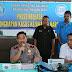 BNNP Kepri Amankan Seorang Pria Lantaran Membawa Sabu Seberat 1,208 Kilogram