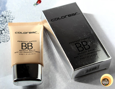 Colorbar BB Cream- Honey Glaze 002