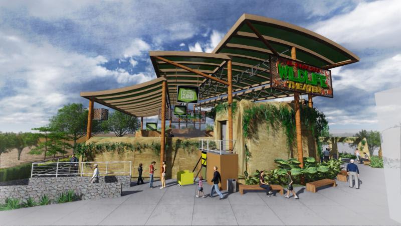 El paso development news wildlife theater under for New construction el paso tx