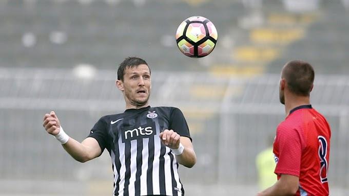 Milan Mitrović postigao oba gola, na poluvremenu nerešeno! (VIDEO)