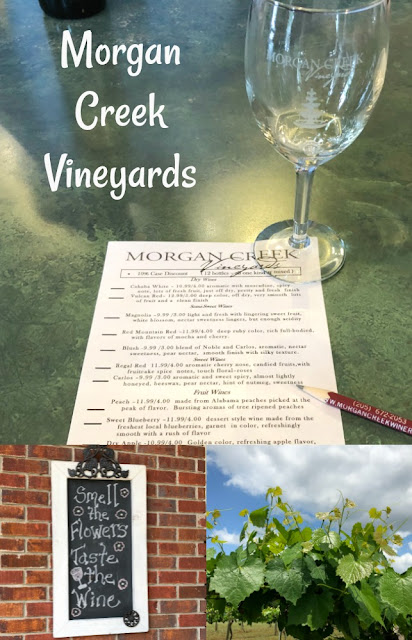 Morgan Creek Vineyards 181 Morgan Creek Ln, Harpersville, AL 35078