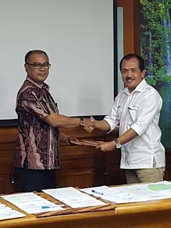 PTBA Laksanakan Rehabilitasi Daerah Aliran Sungai Tahap I