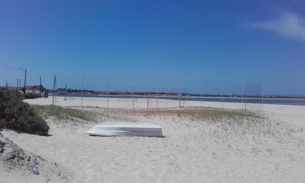 Zona do Campo de Futebol