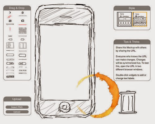 Really Useful Free Wireframe Tools