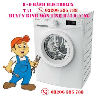 Bảo hành Electrolux tại huyện kinh môn tỉnh hải dương
