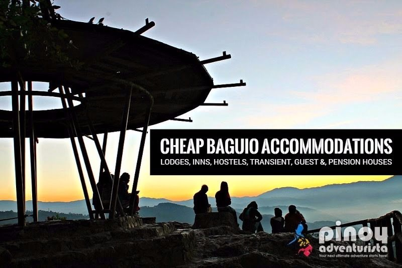 Baguio City Transient Houses And Rooms
