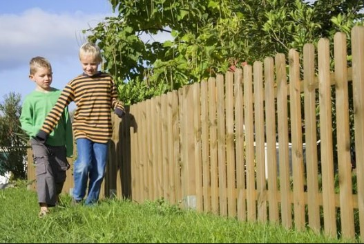 Instruction About How To Craft a Fence