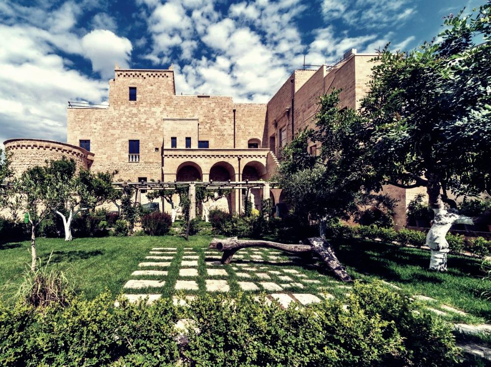 Apulien: Castello Di Ugento