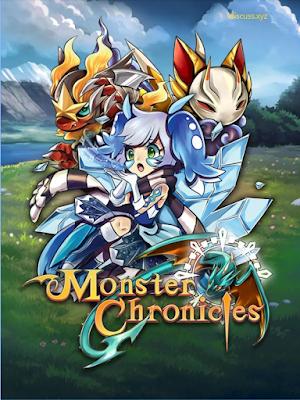 Monster Chronicles APK MOD v2.08 GOD MODE Hack for Android Download