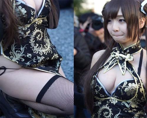 Cosplay Iori Moe kawai super
