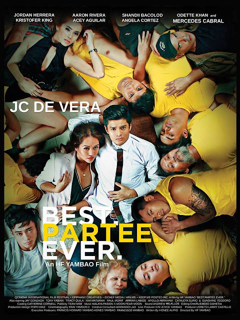 Best. Partee. Ever. in PH Cinemas on October 20, 2017