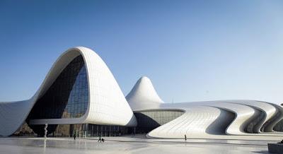 Heydar Aliyev Center, Azerbaijan