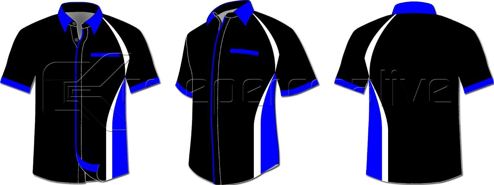 Corporate Shirt Cs 04 Series Creeper Design