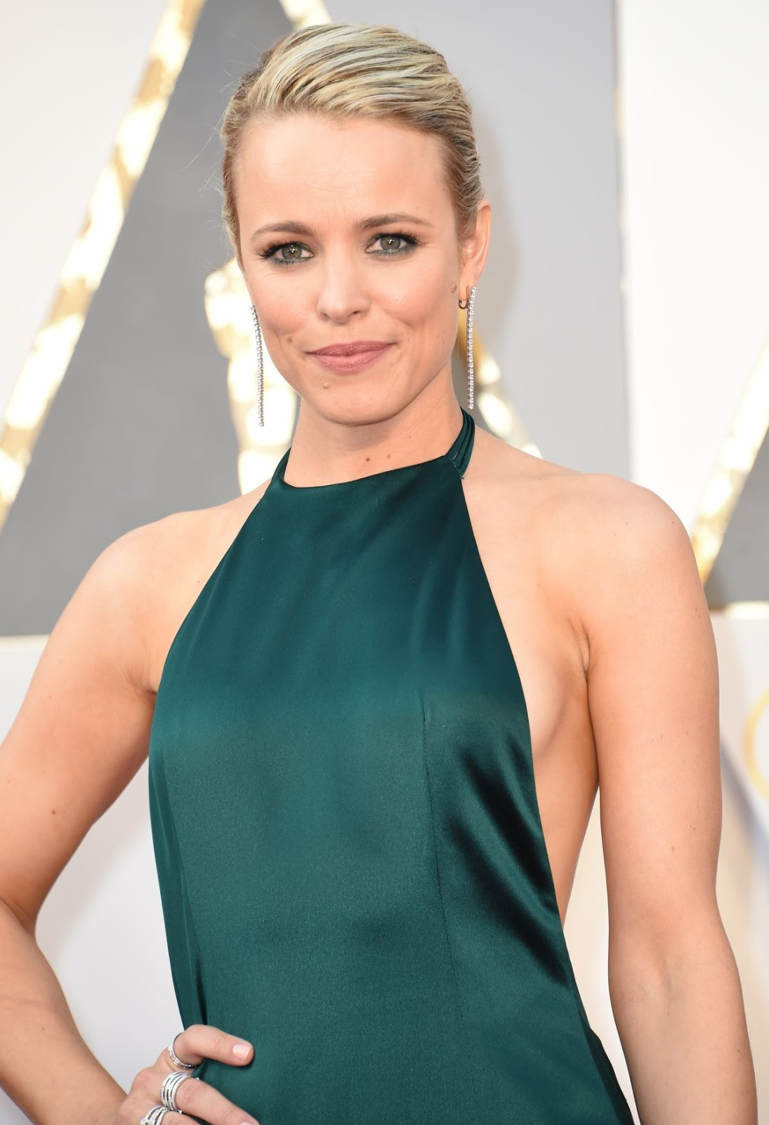 Spotlight actress Rachel Mcadams at 88th Annual Academy Awards