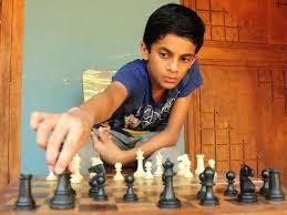 Nihal Sarin , un prodige indien aux échecs