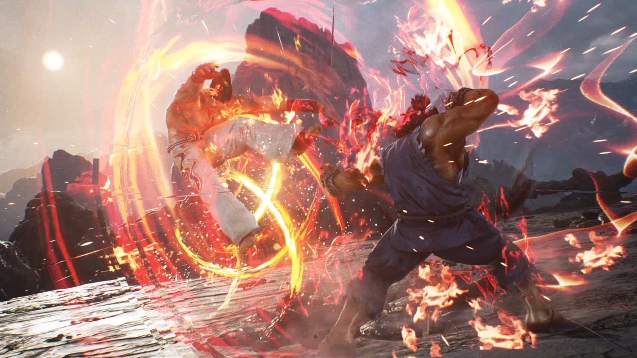 Tekken 7 busca el cross-play entre PS4 y Xbox One