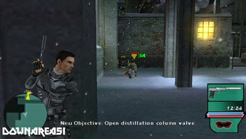 Syphon Filter Dark Mirror PSP ISO | Free Download Game & Apk