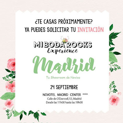 Mi Boda Rocks Experience Madrid 2017 - Hotel Novohotel Madrid Center