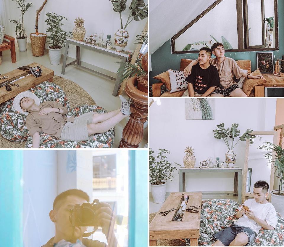 """Homie Homestay & Villa: Quay cuồng với vẻ đẹp lịm tim """"10 phân vẹn mười"""""""