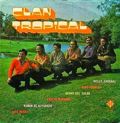CLAN TROPICAL - CLAN TROPICAL (1977)