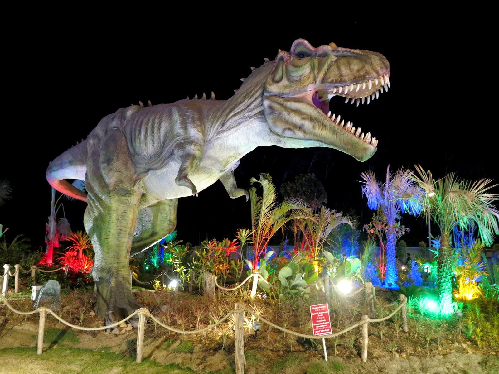 I Travel I Blog: Dinosaur Park @ Dannok