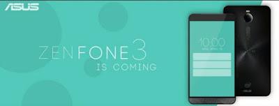 Zenfone 3 diperkirakan akan rilis Juni mendatang