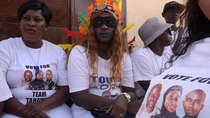 The Gambia to hold first election after Yahya Jammeh