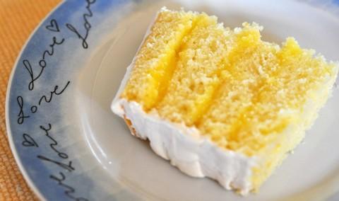 Dual Crust Lemon Layer Cake