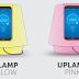 UpLamp vervangt peertje door iPhone
