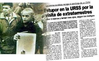 CRIANÇAS AVISTAM OVNI E MANTEM CONTATO COM OS EXTRATERRESTRE NA RÚSSIA EM 1989