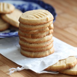 lemon butter cookie recipe with spices