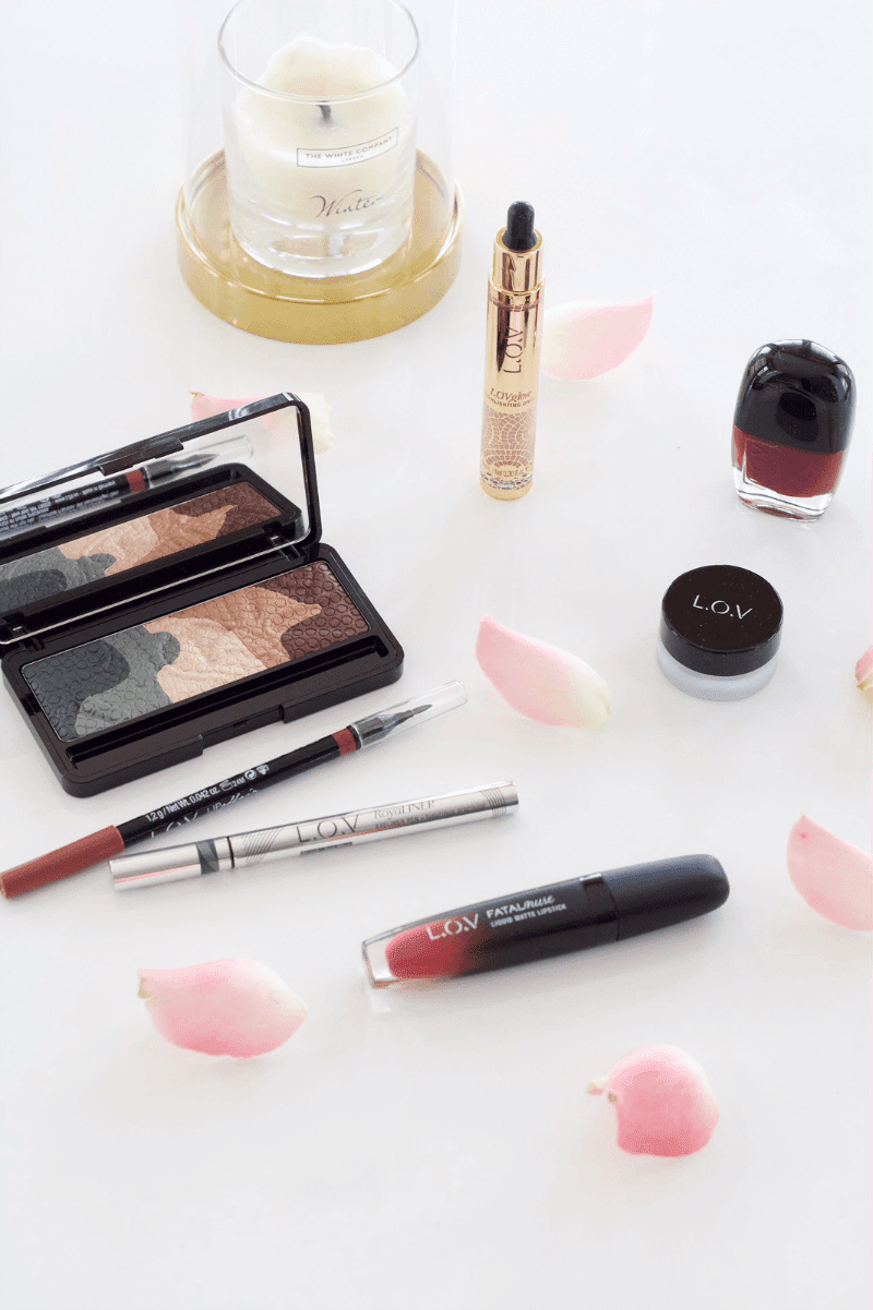 L.O.V Makeup Review