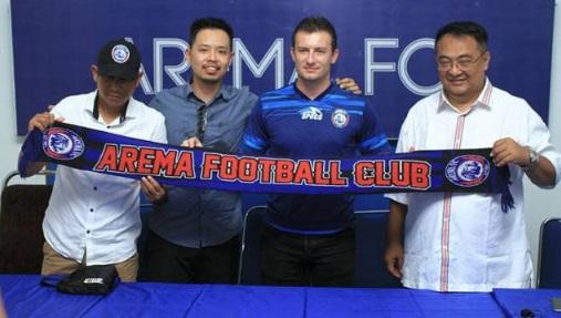 Tak Bermain untuk Manchester City, Balsa Bozovic Mendarat di Liga Indonesia