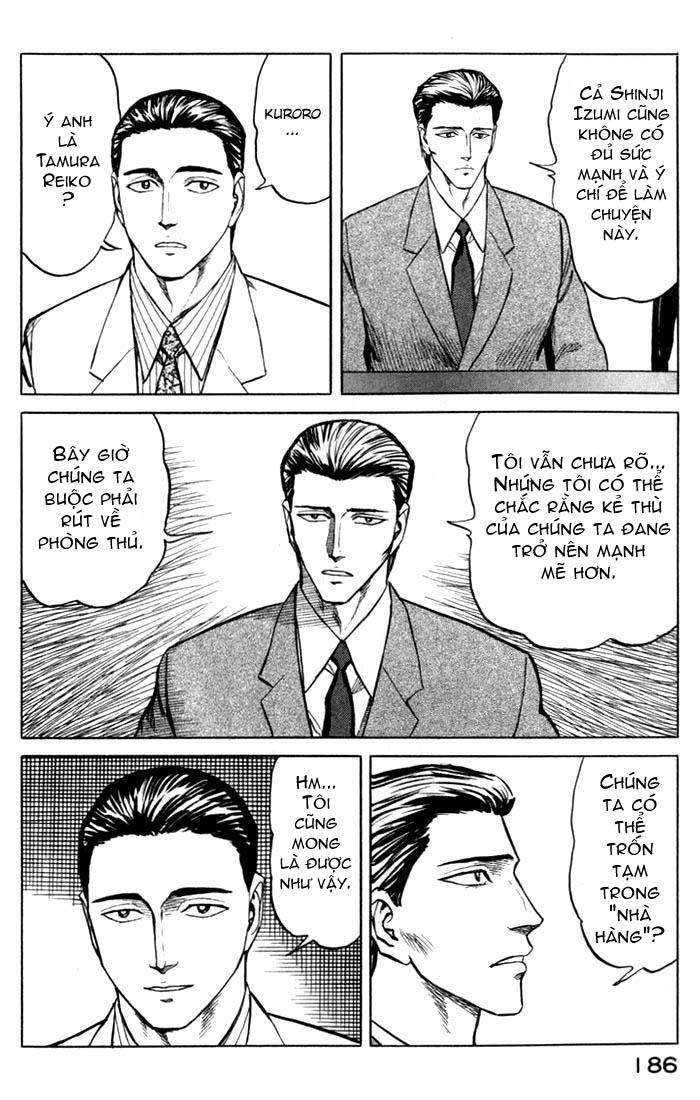Kiseijuu chương 51: hướng đi trang 10