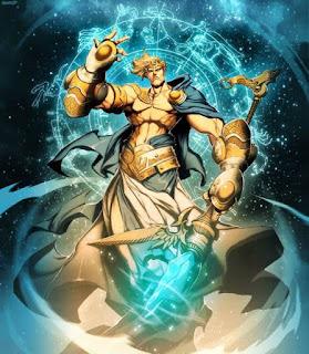 Inilah 12 titans [ Mitologi Yunani ]