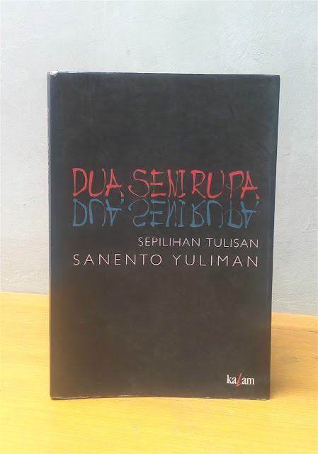 DUA SENI RUPA, Sanento Yuliman