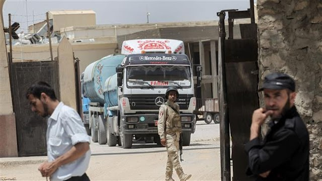 Egypt begins delivery of one million liters of fuel to Gaza