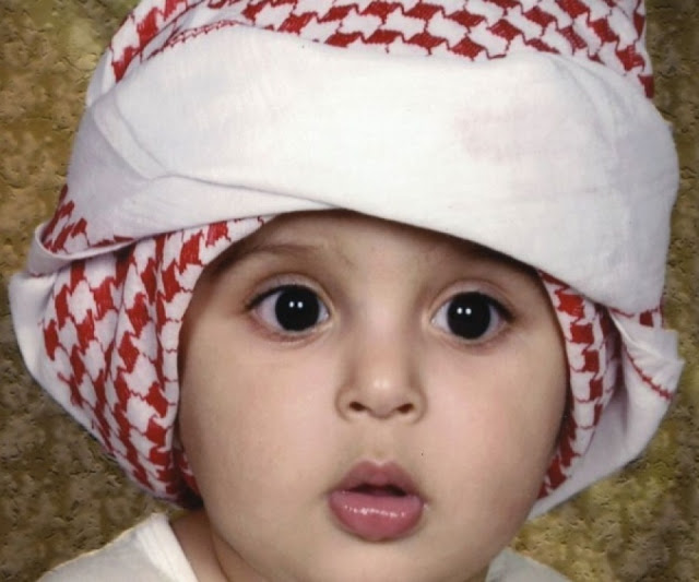 Foto Bayi Arab Ganteng
