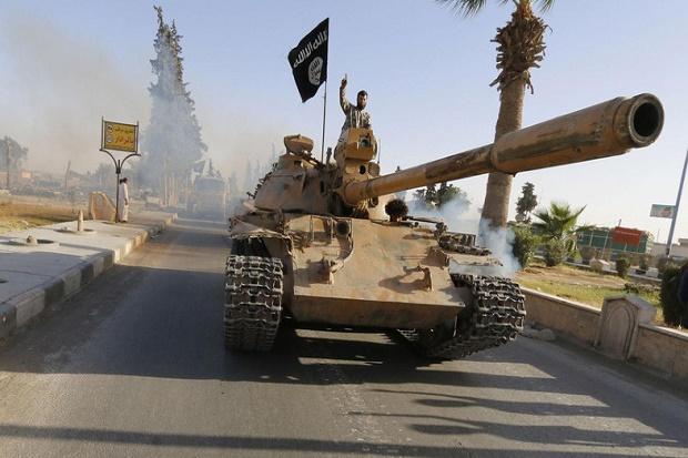 CIA ISIS Tengah Berusaha Gelar Operasi di Negara Barat