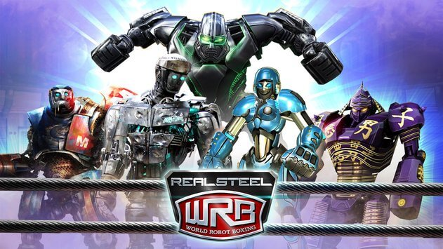 Real Steel World Boxing