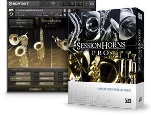 NI Session Horns Pro Sección de Metales VST