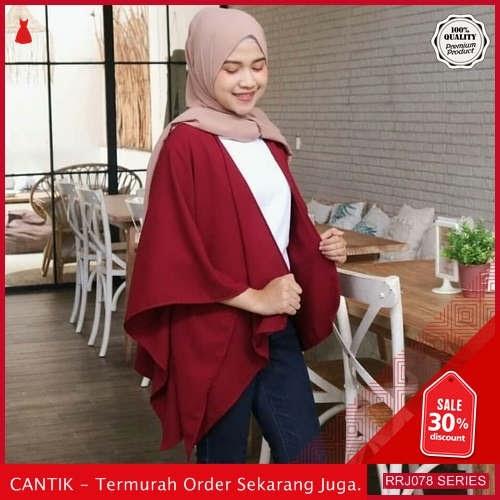 Jual RRJ078O115 Outerwear Outer Salsa Wanita Mc Terbaru Trendy BMGShop