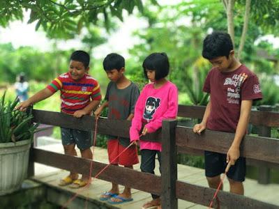 Wahana baru di Milkindo, kolam ikan lele