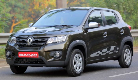 Mobil Renault Kwid Tulungagung